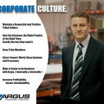 Corporate Culture 2014 template White